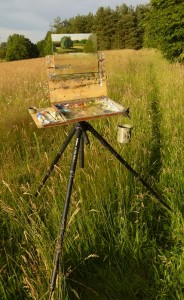 recommended plein air tripod
