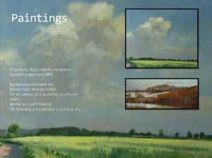 Suffolk Painting course