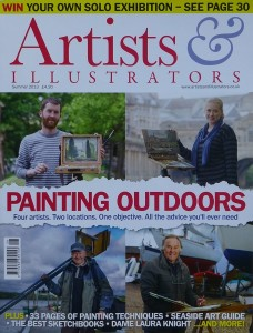 Artists and Illustrators cover P1070688