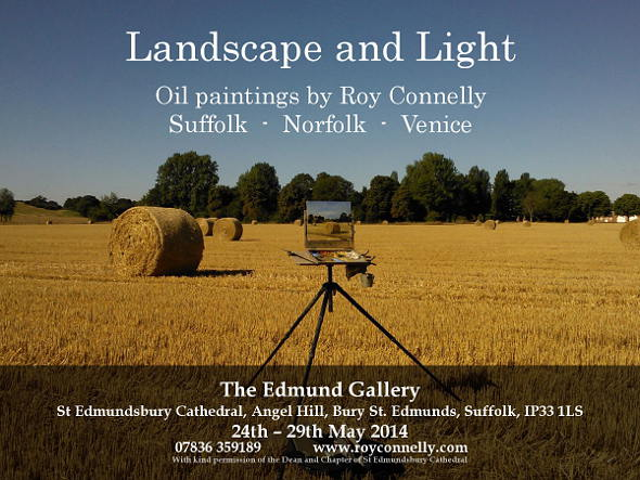 Roy Connelly Gallery Poster - Click to view full size.