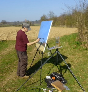 Painting Stoke by Nayland P1050536